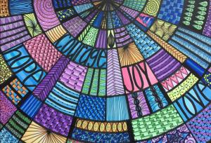 LEAD Advent Resource Artwork by Vonda Drees
